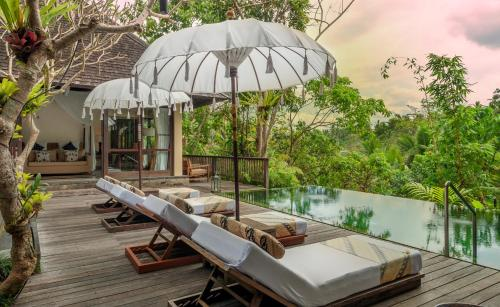 10 best villas in Ubud with private pools | Komaneka Villa at Bisma Ubud